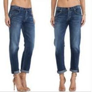Citizens of Humanity Dylan cropped BF jeans 31